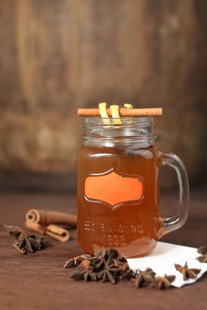 Alcohol Alcoholic  Alcoholic Drink American American Food Cinnamon Cocktails Drink Food And Drink Freshness Hot Hot Toddy Wine