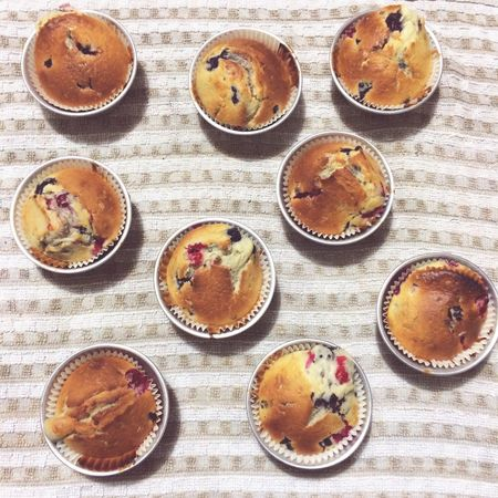 Baking Muffins Redfruits Lamponi  Raspberry Blackberry Currant Foodporn Dessert Muffin
