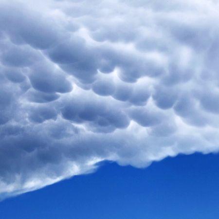 Clouds Mammatus Clouds Skyporn Clouds And Sky Lugano Switzerland