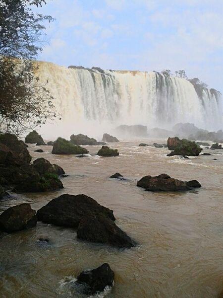 Cataratas de Iguazu Brasil Natulareza Nature Iguazu IguazuFalls First Eyeem Photo