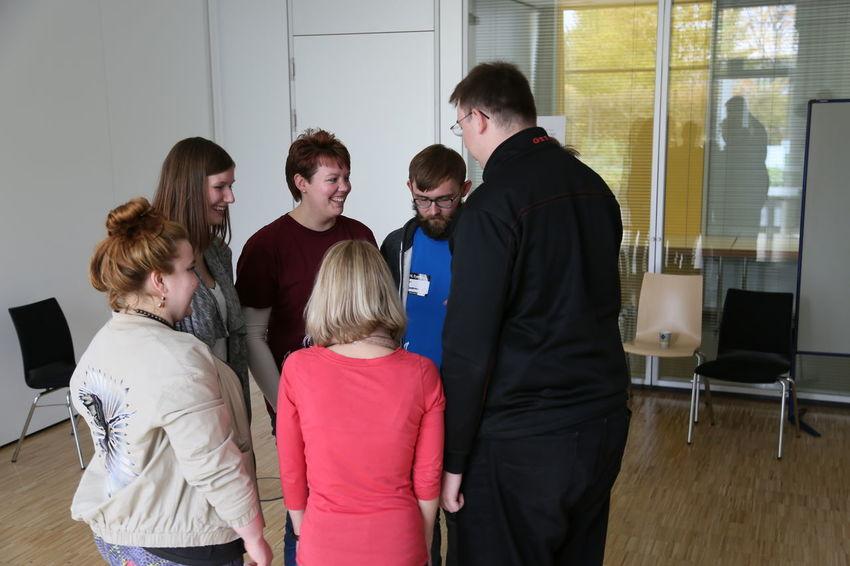 Audience Barcamp Erfurt BarcampErfurt Erfurt Headshot Jugendmedien Kika Kindermedien KinderMedienZentrum Konferenz Konferenzzentrum Mdr Medienkompetenz People Session Sessions Studiopark Thuringen Togetherness Young Adult