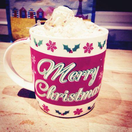 Festive Season Festive Hotchocolat