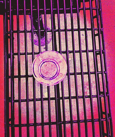 REDpop Faygo Moon Mist Moonshine Pattern Metal Grate Grid Geometric Shape Backgrounds Circle Red