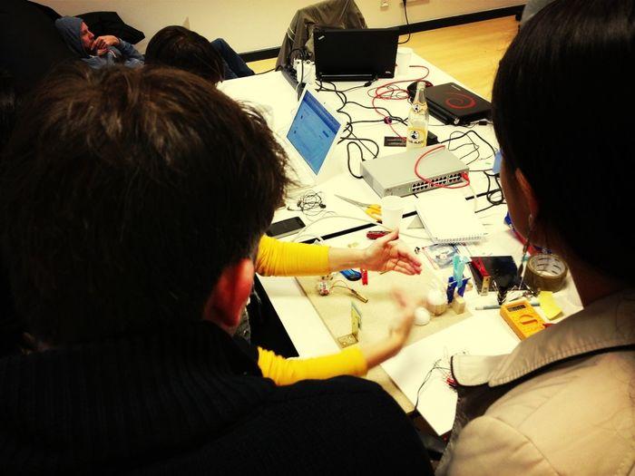 Geekette hackathon!