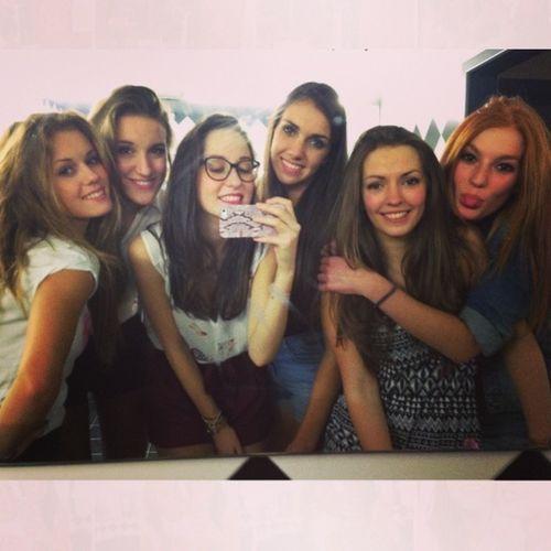 my girls <3 Girls Bestfriends Lovelovelove Party