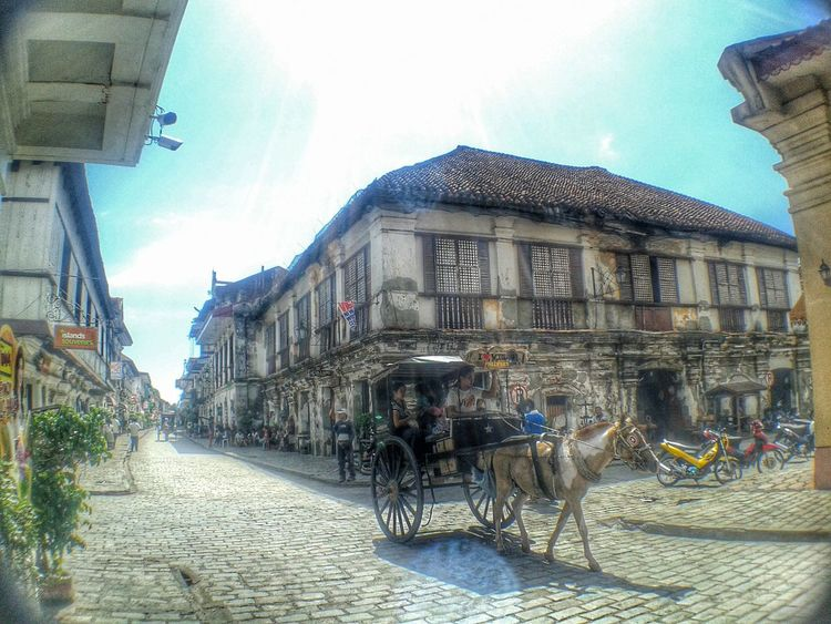 The Heritage City of Vigan Vigan Philippines Landscape_Collection Eyeem Philippines Potpotography