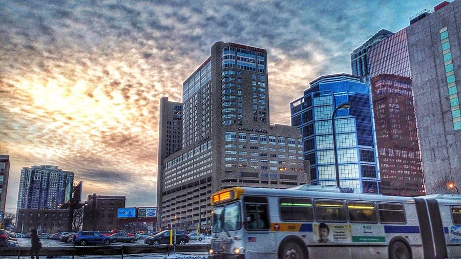 DowntownMPLS Urban Landscape Urbanscape Urban Photography Minneapolis Sky And Clouds Clouds And Sky Sunset Cityscapes Public Transit