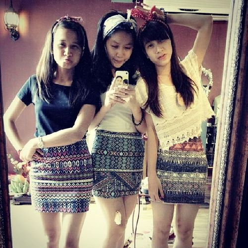 Chillout 'uniformTurban Zuyp CropTop withmybelovedcolleagueslooklike3countrygirls