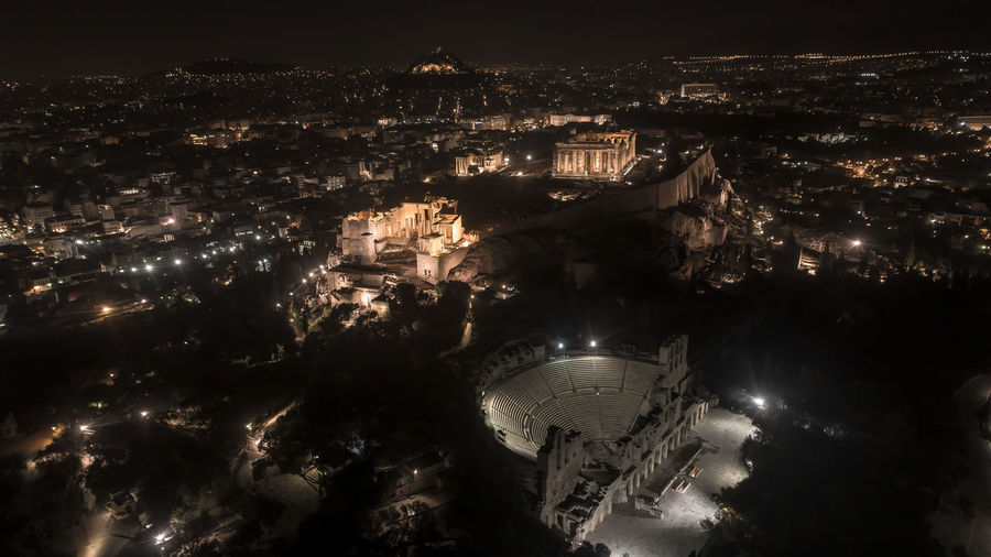 sence of ancient athens Herodion Ancient Theater Trevelgreece City Night Lights Travel Photography Photography Architecture Cityscape Built Structure Building Exterior Night Illuminated High Angle View Aerial View No People Building Travel Destinations Tourism Skyscraper City Life Outdoors Acropolis Parthenon Acropolis, Athens Travel Greece Nightphotography Ancient Night Lights International Landmark My Best Photo