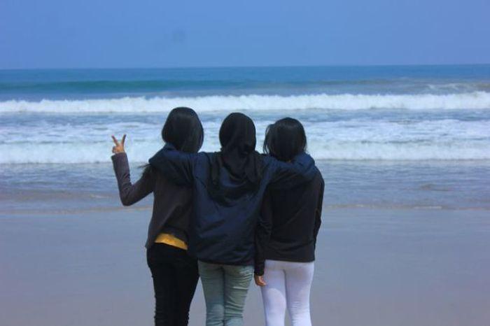 Nofilter Sawarna Beach