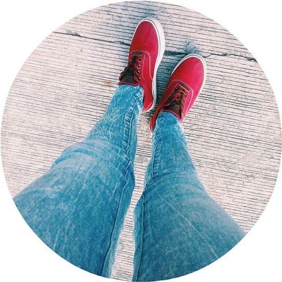 hey sup Wednesday? Shoes Kicks Footwears Vscocam vsco wednesday maroon vans stars starsedition circles
