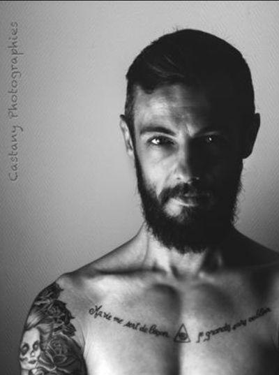 That's Me Bordeaux France Man Tattoo Portrait Bordeaux, France Boy