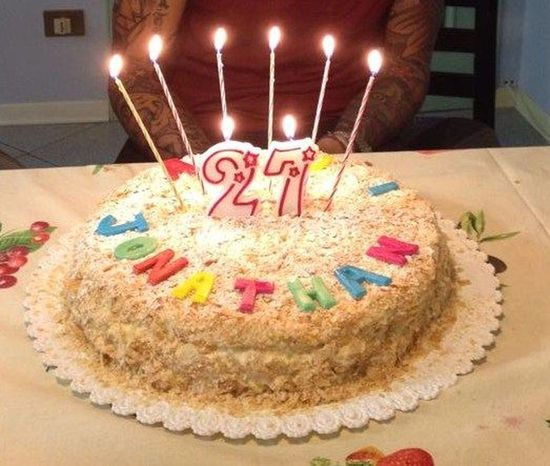The desserts I make ! http://solozuccheriacolazione.altervista.org Desserts Millefoglie Cake