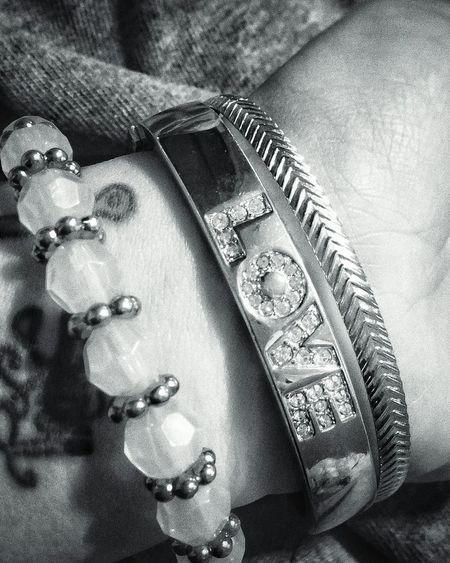 Jewelry Love Blackandwhite Hanabi.HevenlyPhotography Hanabi.heavenlyphotography Black And White Photography Black And White Tattoo Tatoos Anchors Anchortattoo Anchor Tattoo Bangle Beads
