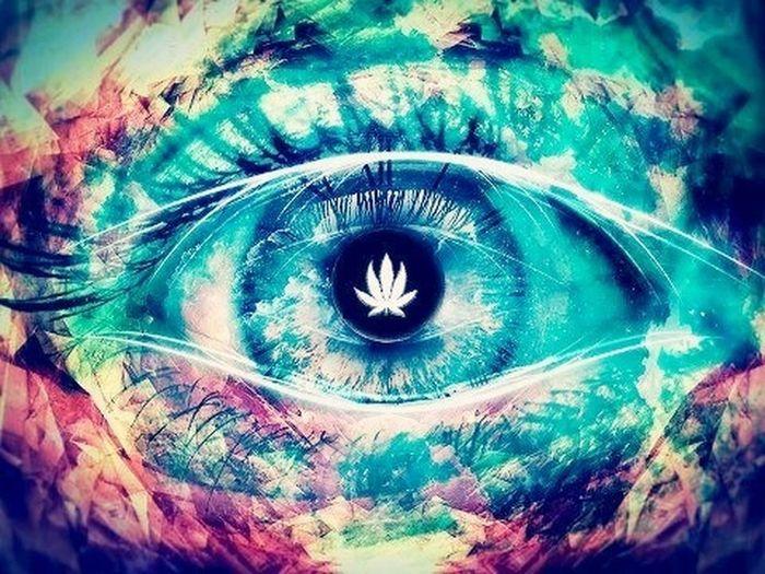 Eye Eye Marihuana First Eyeem Photo