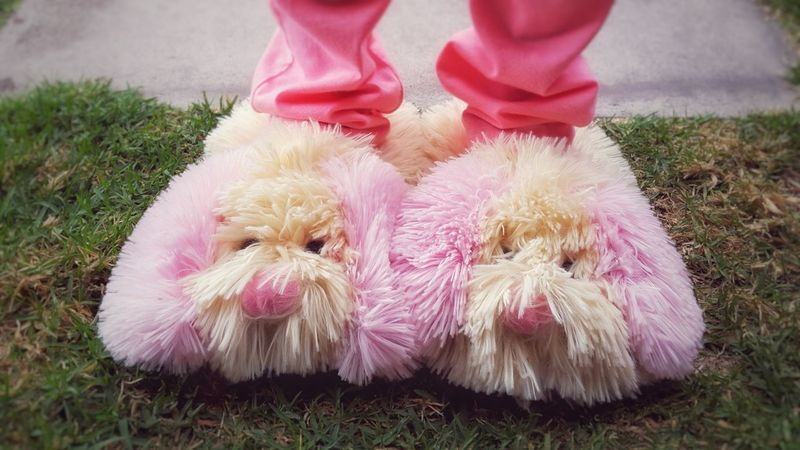 Pink Color Low Section One Person Human Body Part Human Leg Grass Close-up Shoes Foot AllYouNeedIsEcuador🌅🌊 Quito Ecuador