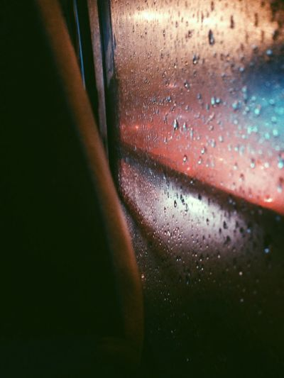 Droplets Rain Colorful Travel Traffic Lights Window Oneplus2 Oneplusphotography Edit Junkie