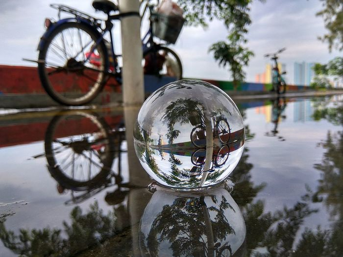Bicycles in