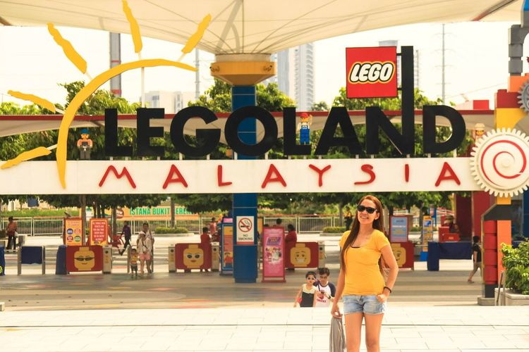 """""""This land may be profitable to those that will adventure it."""" Legoland Taking Photos Vacation Enjoying Life"""