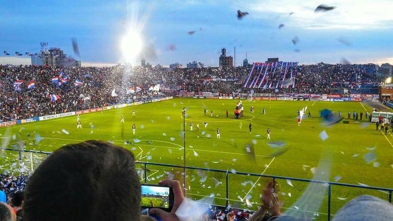 Spectator Real People Playing Enjoyment Sport Stadium