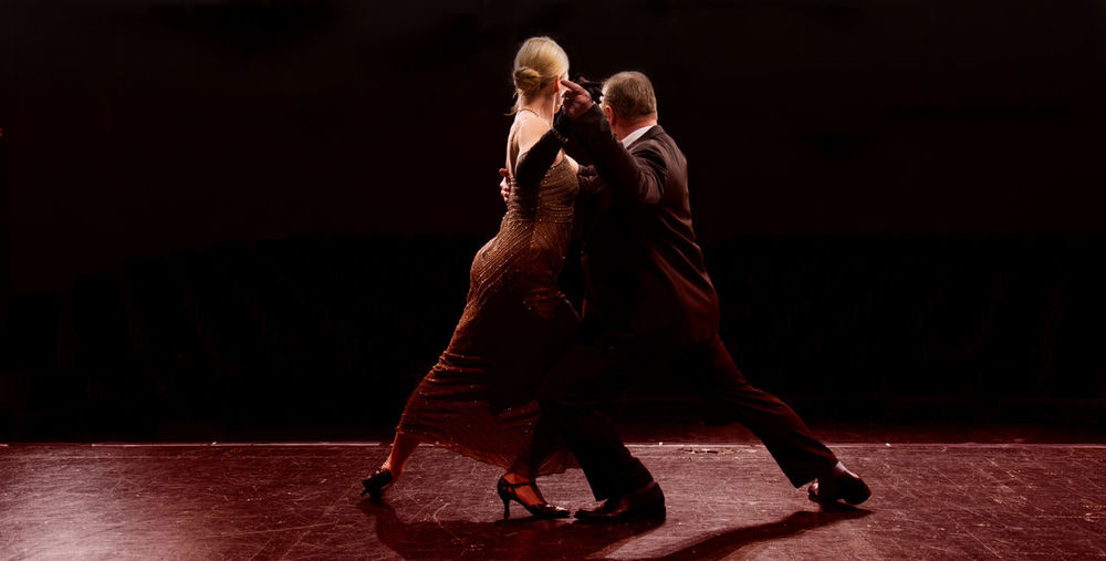 Backview Dancer Dancing Performance Performing Arts Event Red Rouge Stage Stage - Performance Space Stage Photography Stagephotography Tango Tango Argentino Tango Dancers Tango Night Tango Time Tangoargentino Two People