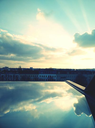 Like this. Berlin