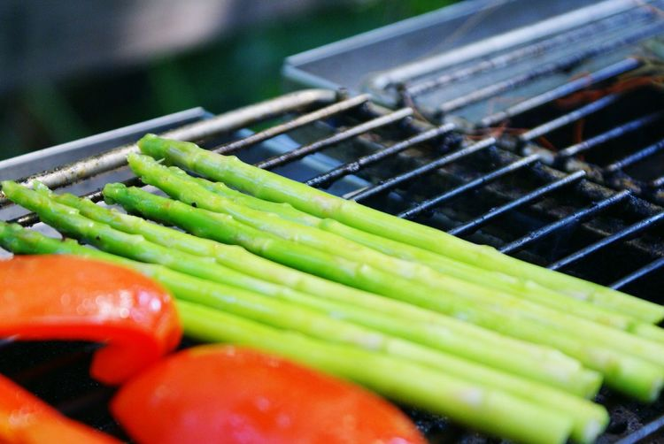 My World Of Food Food Photography Red Pepper Asparagus Repicture Food BBQ Enjoying Life Vegetables Hot Plate Healthy Food Show Us Your Takeaway! Visual Feast Food Stories