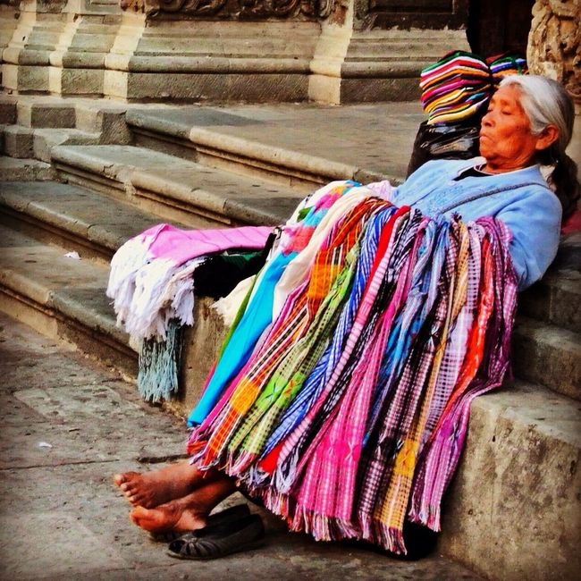 Siesta Time? Yes, Please! Street Photography Relaxing Culture Mexico