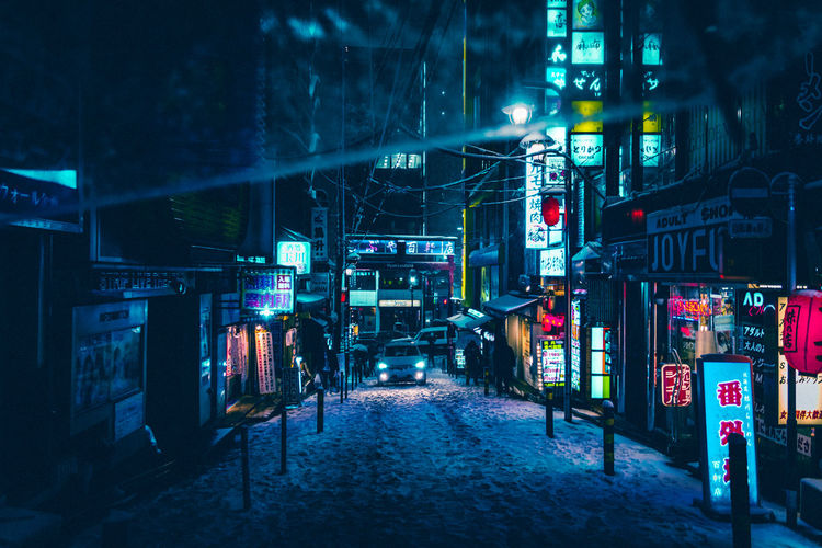 From My Umbrella Shibuya Cyberpunk Personal Perspective TOKYO TOKYO Old Meets New Japan Lovers Night Lights Backstreets & Alleyways Japan Tokyo Transportation Winter Alley Building Exterior Built Structure Car City Cold Cold Temperature Illuminated Neon Night Nostalgia Outdoors Snow Snowing Snowy Day Street The Way Forward Urban Stories From The City End Plastic Pollution The Great Outdoors - 2018 EyeEm Awards The Street Photographer - 2018 EyeEm Awards Urban Fashion Jungle HUAWEI Photo Award: After Dark Humanity Meets Technology My Best Photo