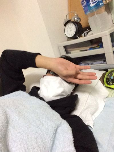 I have a cold( ;´Д`) Sick :( Feel Bad