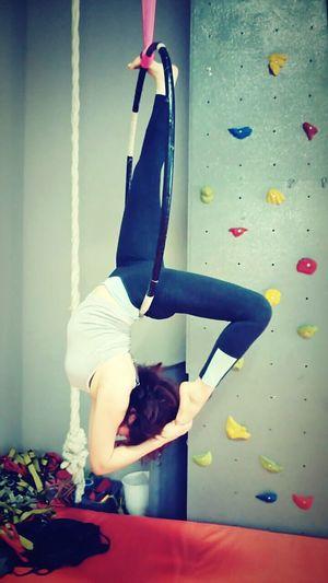 Flexible Danzaaerea Danza Aerea Fitnessmotivation