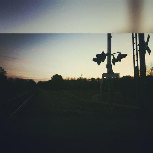 Oh the places you'll go! Instadaily Picoftheday PhotographyRocks Trustyourjourney Ig_shutterbugs Train Sunsetmadness Sunsetsarelame Sunset Godsart Nature_skyshotz Ig_dreamsunsets Railroad LetsGetLost LettingGo Ig_cameras_united Splendid_shotz Instashot Nocrop