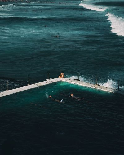 Icebergs Beach Pool Ocean Summer Sun Enjoying The Sun The Great Outdoors - 2016 EyeEm Awards Market Bestsellers 2017