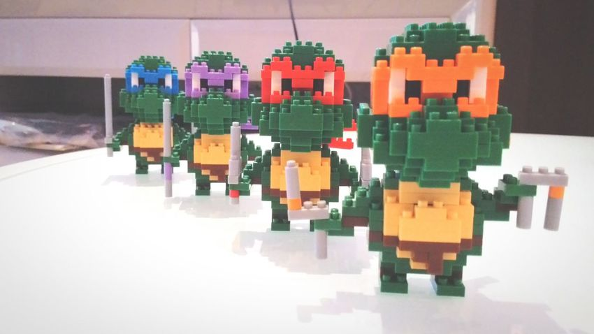 Ninja Turtles Mycollection <3