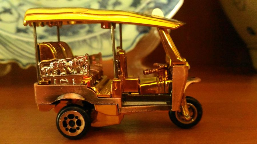 Cart Tricycles  Tricycle Art Tricycle Bangkok Land Vehicle Toy Miniature Indoor Indoor Photography Close Up Still Life Philippines