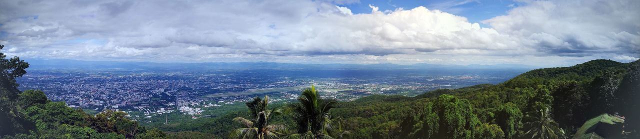 Cloud - Sky Landscape Chiangmai Thailand ตะลุยเดี่ยวแบกเป้เที่ยว