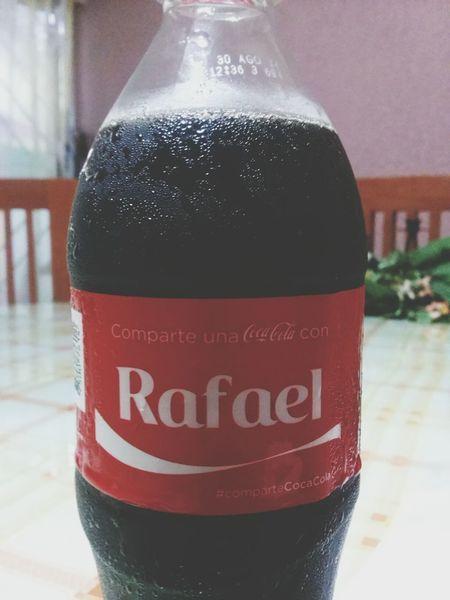 Coke Rafael  My Love Drinking Coke