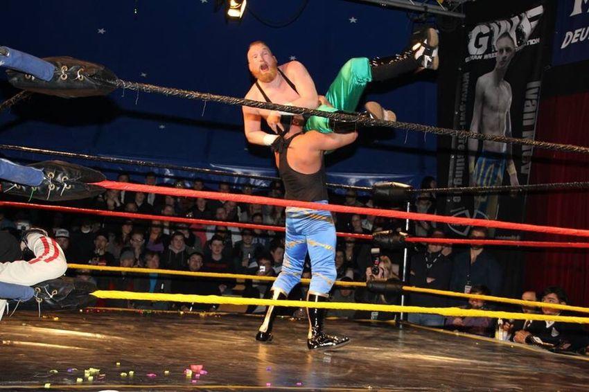 Wrestling Sport Fun My Fuckin Berlin LVC GWF