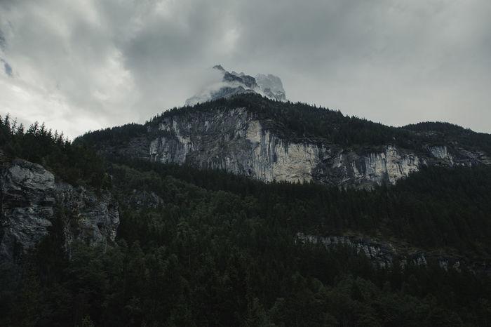 Done That. Alps Eiger Grindelwald Lauterbrunnen Mountain Switzerland Valley