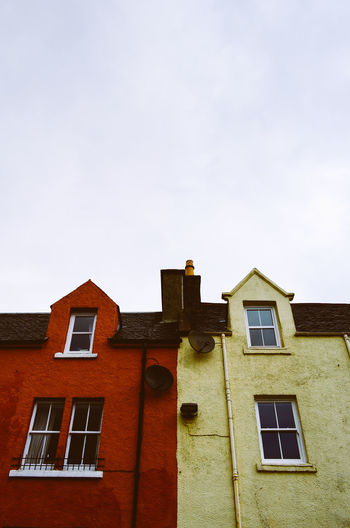 Architecture Architecture Building Exterior Built Structure EyeEm Best Shots EyeEmNewHere House Low Angle View No People Outdoors Scotland Scottish Highlands The Architect - 2017 EyeEm Awards The Street Photographer - 2017 EyeEm Awards Window The Architect - 2018 EyeEm Awards