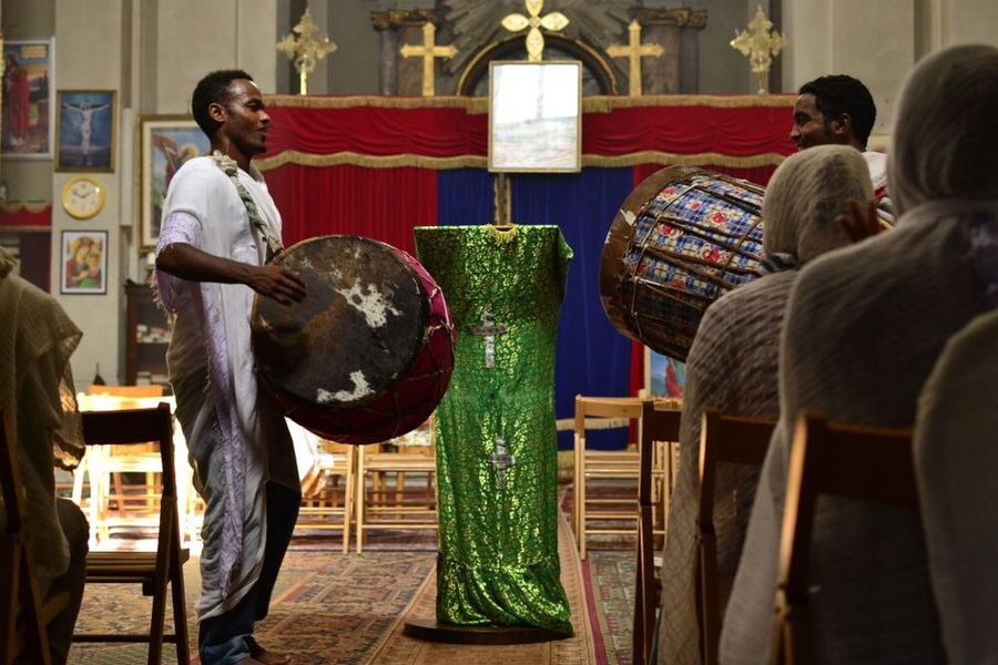Eritrea Ethiopia Faith Religion My Best Photo 2014 What a joyful celebreation they do!