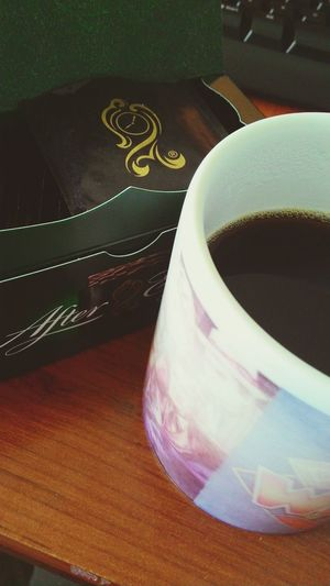 Aftereight Coffee Love