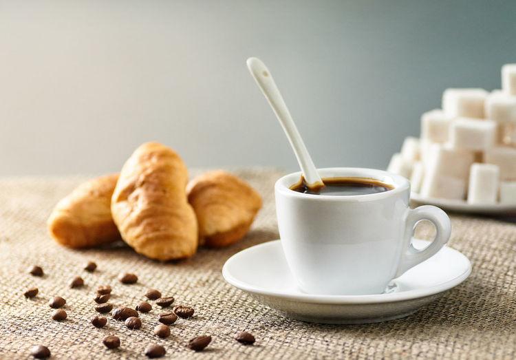 Coffe Croissant