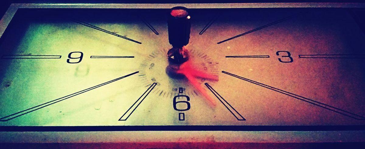 Old Oldclock Clock Oven Time Vintage Pastel Power Pastel Colors Pastel