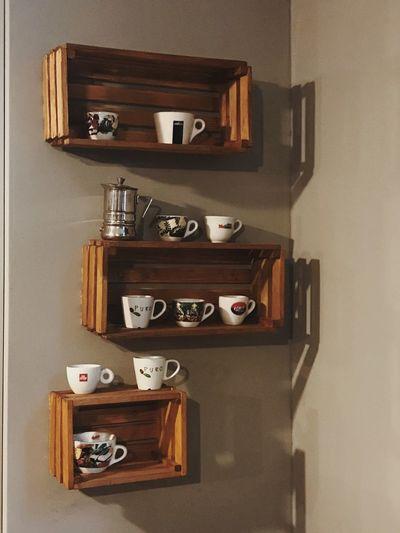 Indoors  Shelf