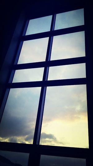 광주의 하늘... Jo's 장소