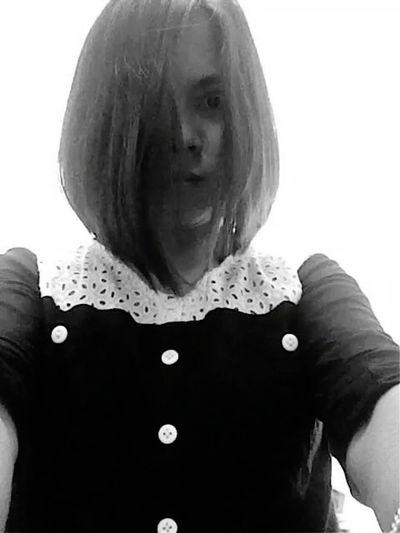 Creepy Me Black & White Happy Ending