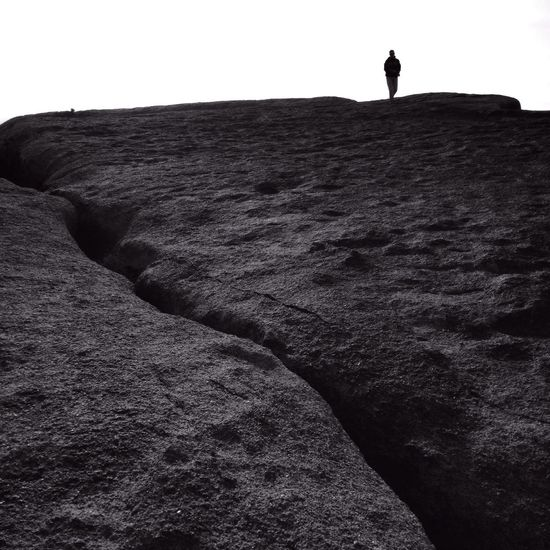 the kiss of the earth ~ Pablo Neruda The Path Less Traveled By Pointer Footwear Silhouette Black & White Joshua Tree