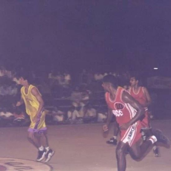 The old days when fitness was never a question. Sigh Basketball Srcc Delhi Frickinoldnow Notcool
