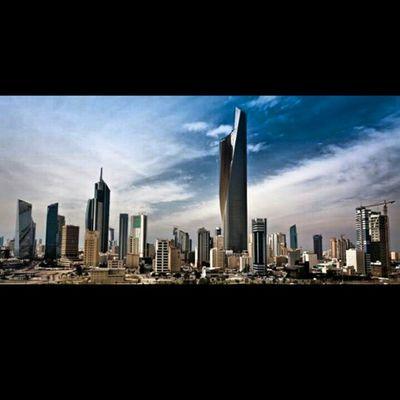 Kuwait Kuw Kuwait Kuwaitinstagram Q8ig q8 q8instagram sky architecture art skyline